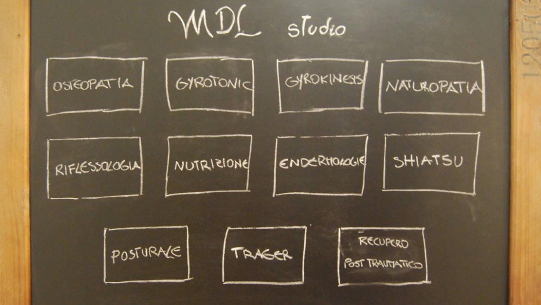 Da lunedì 5 settembre riapre MDL Studio!