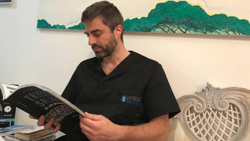 Dott. Rosa e la Clinica del Mal di Testa
