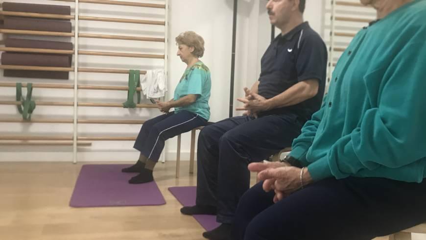 Gyrokinesis per la Terza età